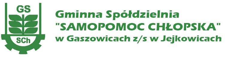 Gminna Spółdzielnia Samopomoc Chłopska w Gaszowicach z/s w Jejkowicach